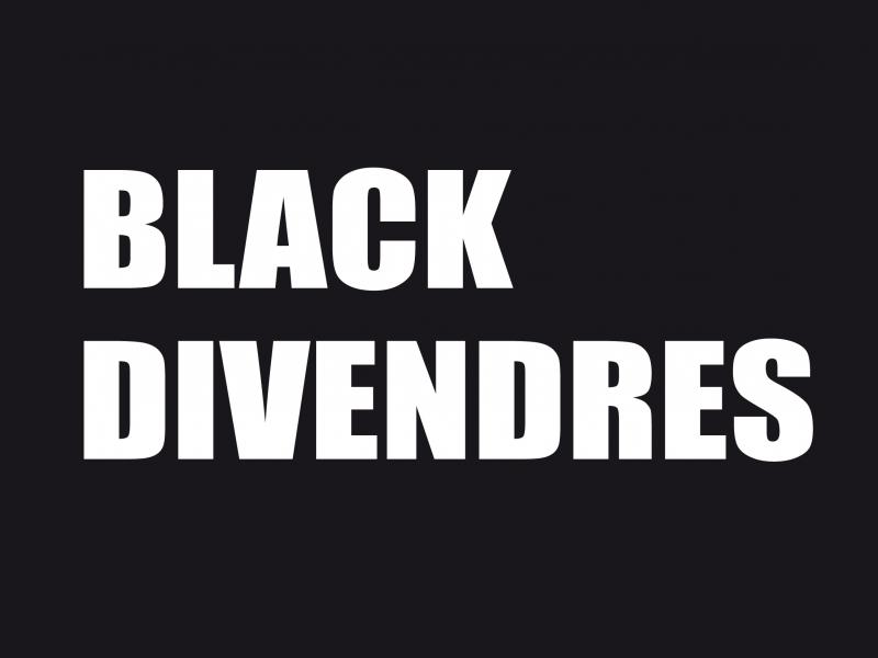 Les millors ofertes de Black Divendres a Sant Antoni