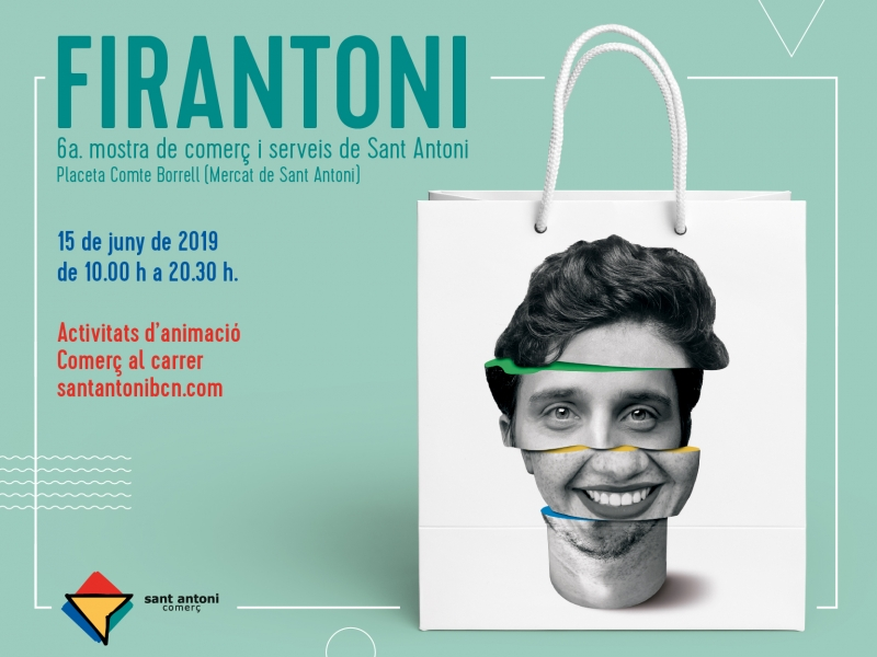 Firantoni: El comerç al carrer a Sant Antoni