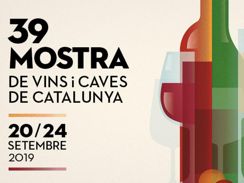 La 39a. Mostra de Vins i Caves de Catalunya a Sant Antoni