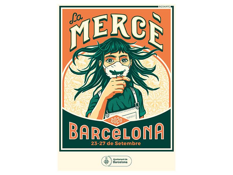 La Mercè 2020, Barcelona Ciudad Invitada y alma de la cultura local