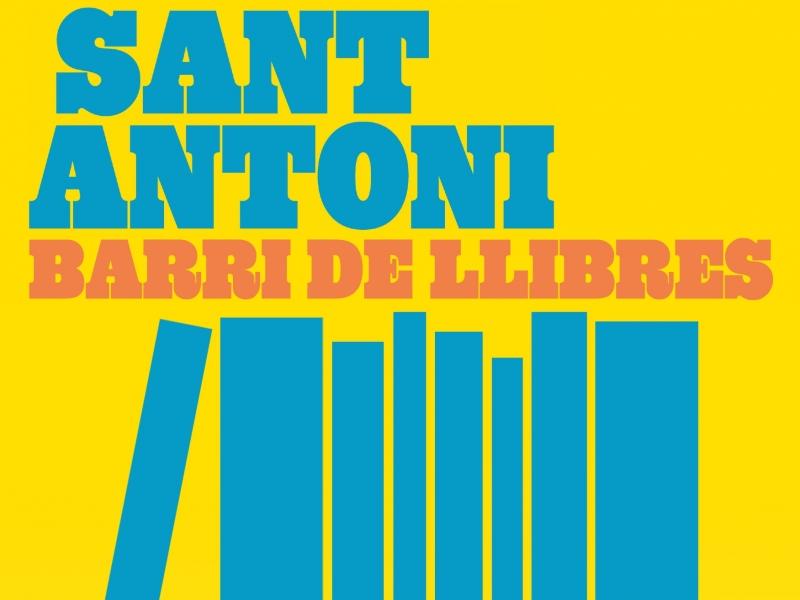 Sant Antoni, barri de llibres
