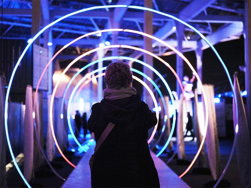 L'Ajuntament subvencionarà el 75% de l'cost de la il·luminació nadalenca a els Eixos comercials