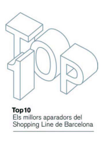 Premios escaparates Top-10 2010 Turismo de Barcelona