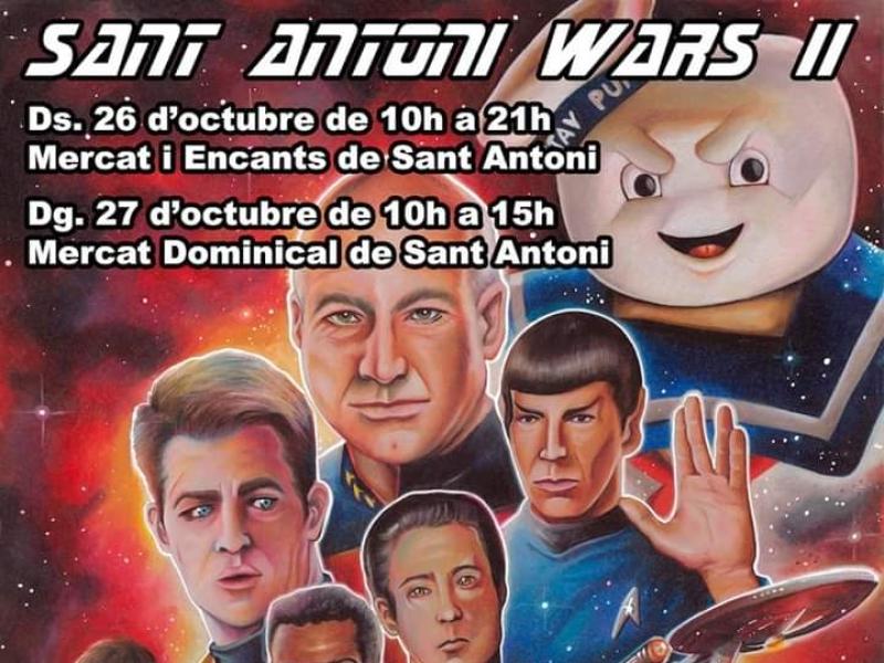 Stars Wars vuelve a Sant Antoni